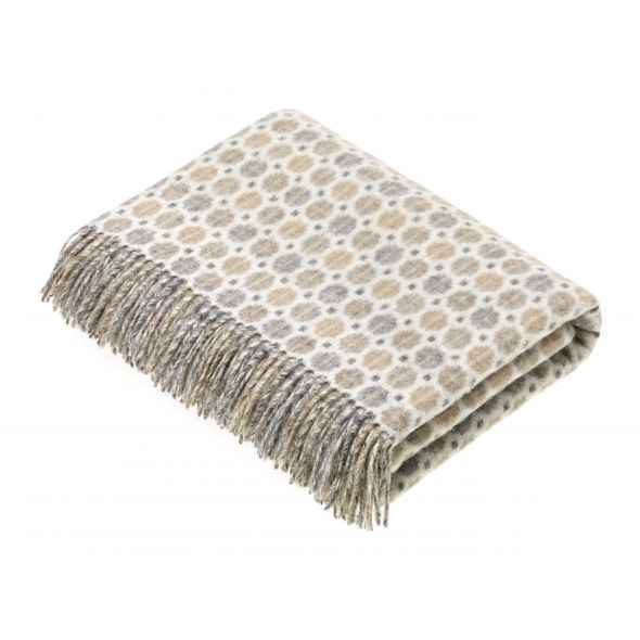 Bronte By Moon Throw | Milan Natural