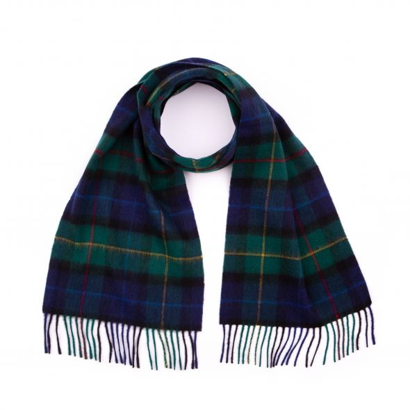 Lambswool Clan Scarf | Smith