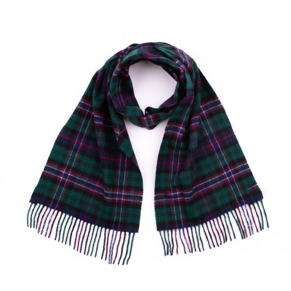 Lambswool Clan Scarf | Scottish National