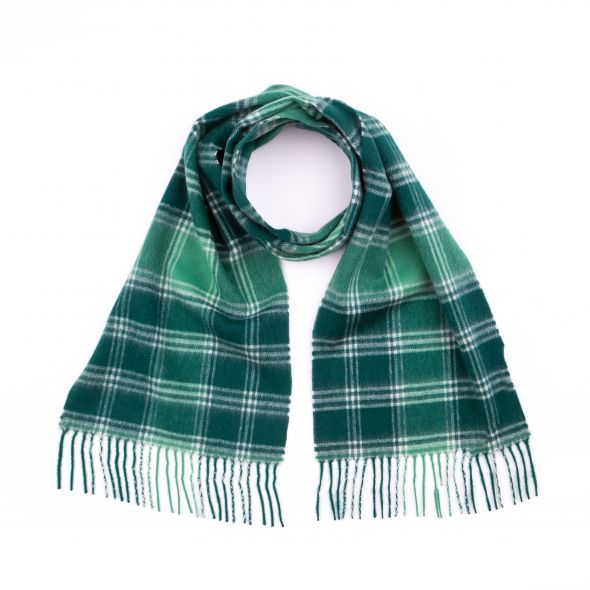 Cashmere Clan Scarf | Macdonald Lord Of The Isles
