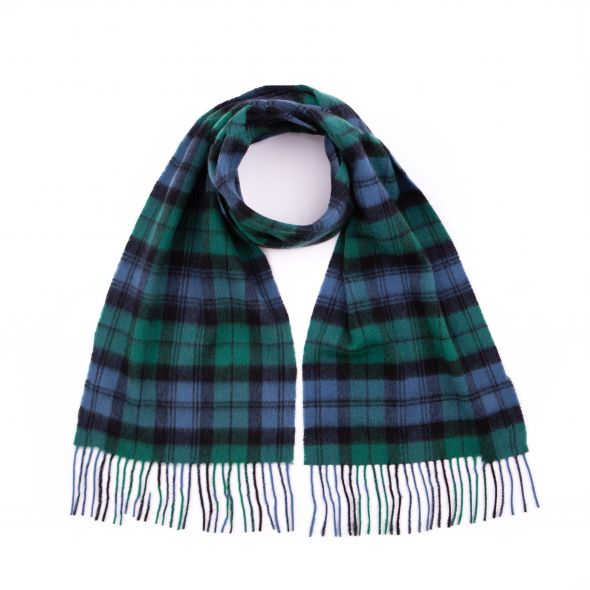Cashmere Clan Scarf | Campbell Clan Ancient