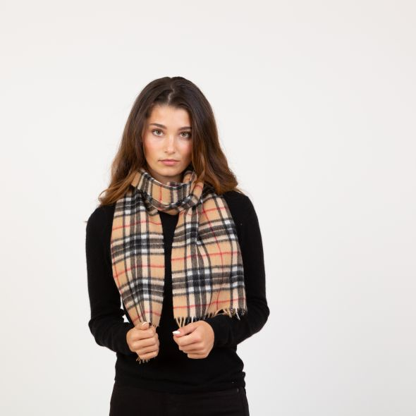 Lambswool Scarf | Official Scotty Camel Thompson