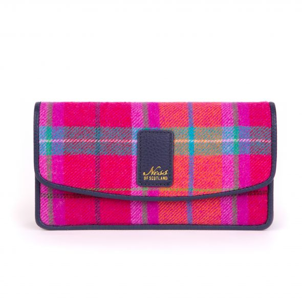 Fortingall Tweed Clutch | Melrose