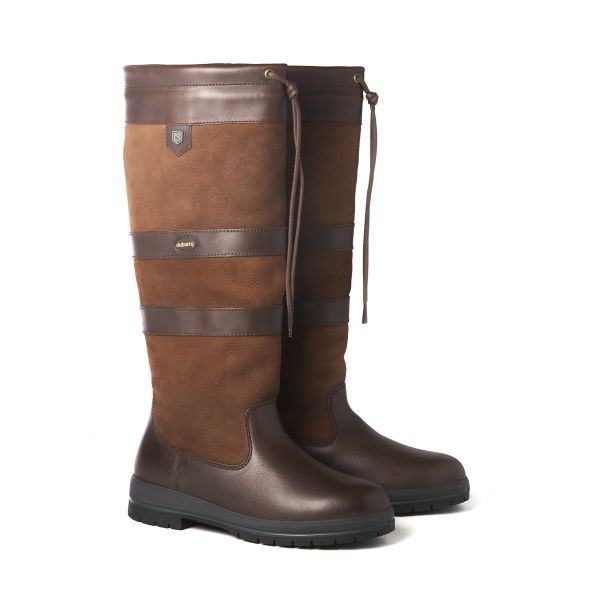 Dubarry Galway Country Boot | Walnut