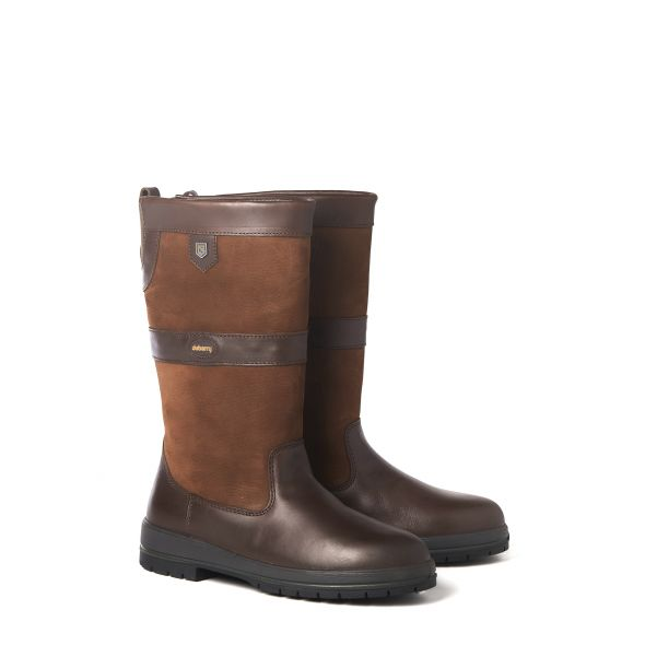 Dubarry Kildare Country Boot | Walnut