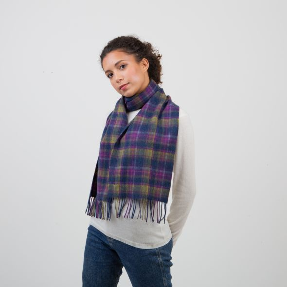 Lambswool Scarf | Old Town Classic