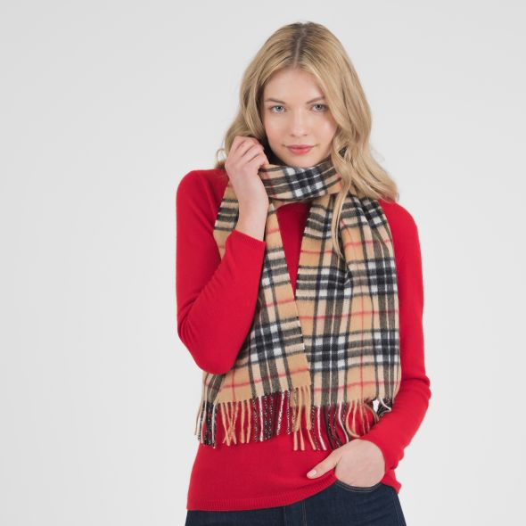 Cashmere Scarf | Official Scotty Camel Thompson