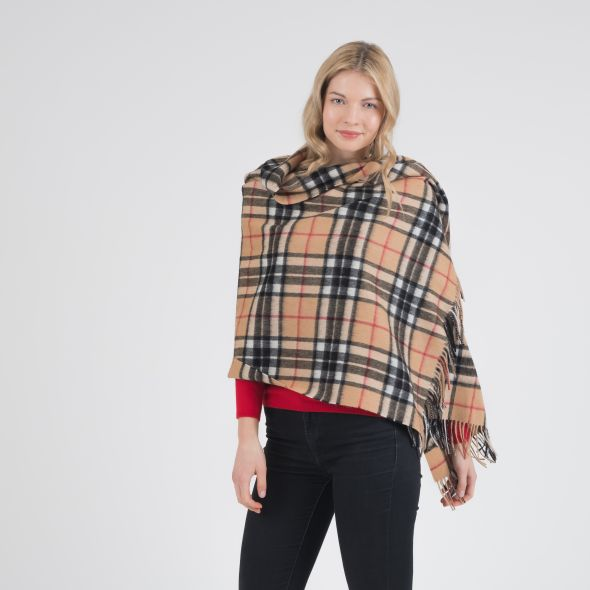 Lambswool Stole | Official Scotty Camel Thompson